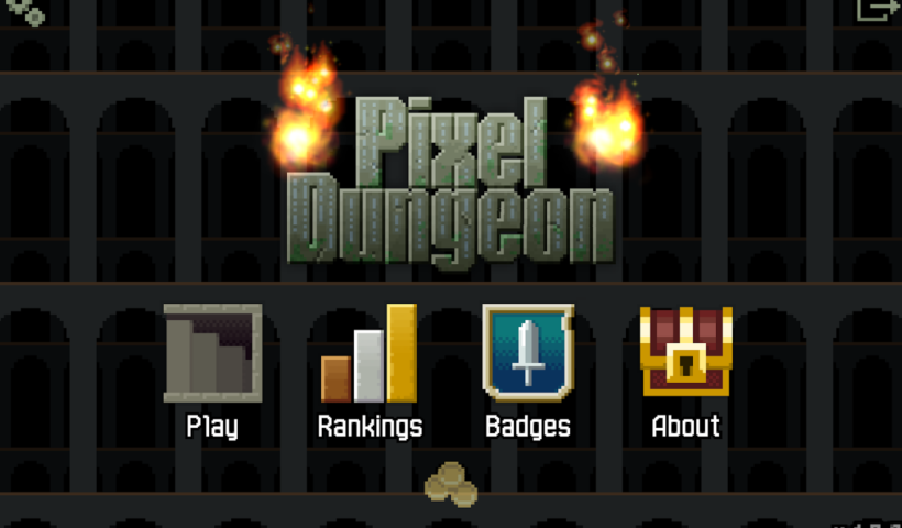 Download Pixel Dungeon game For PC