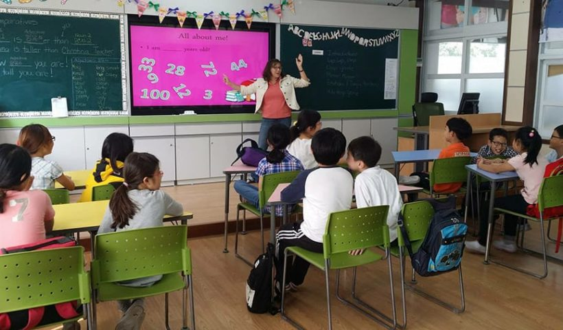 Information About Teaching English In Korea