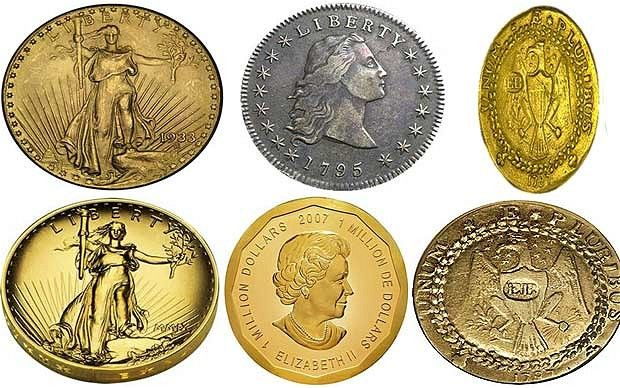 Preparing to look at Your Uncommon American Gold coin Before Buy