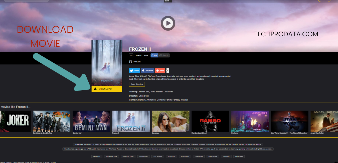 DOWNLOAD SHOWBOX FOR PC: