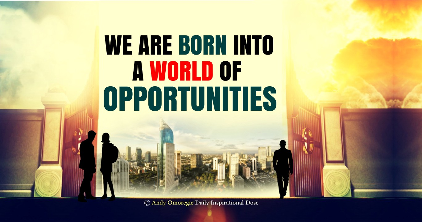A world full of IT and opportunities