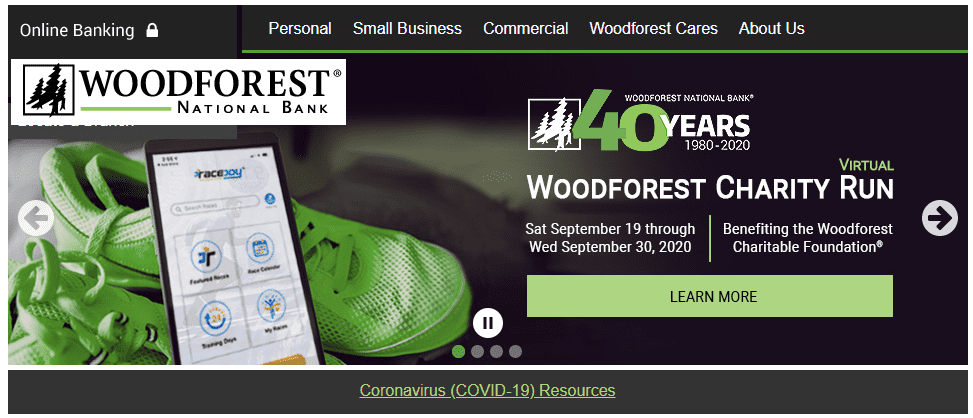 Woodforest Bank Review
