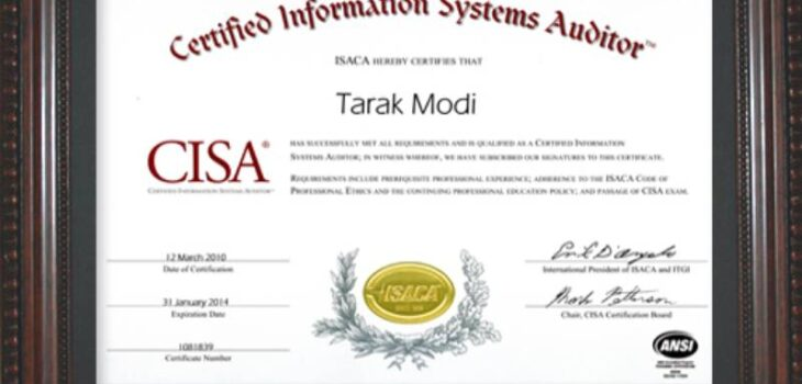 How to get CISA Certification