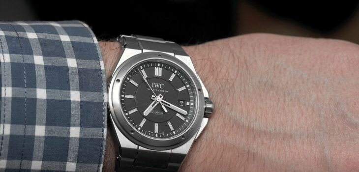4 Most Remarkable Watches From IWC Ingenieur