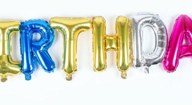 Pand-Epic Birthday: 7 Ways to Celebrate During Lockdown