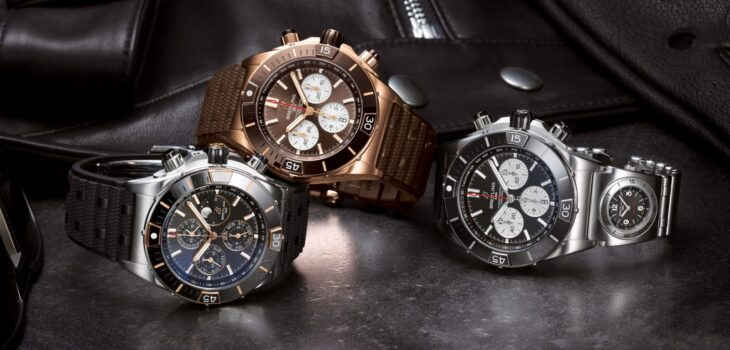 80s Classic Breitling Super Chronomat Gets a 2021 Update