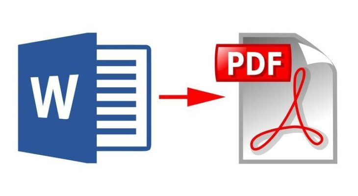 Converting Your Word Doc to PDF With GoGoPDF