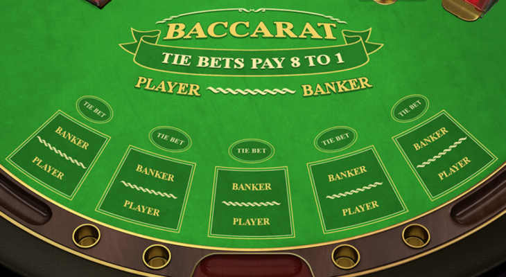 Everything to know before entering a baccarat game