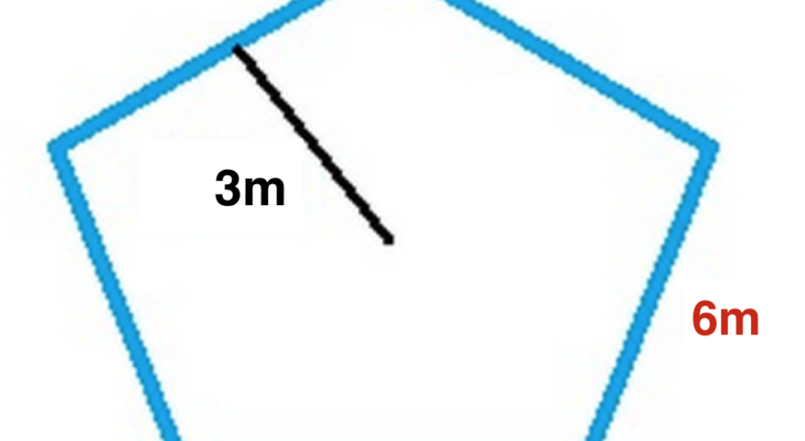 How to Find the Area of a Pentagon?
