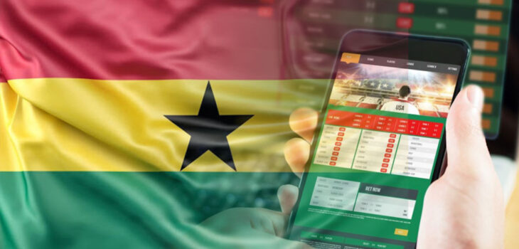 Visit A Betting Website in Ghana