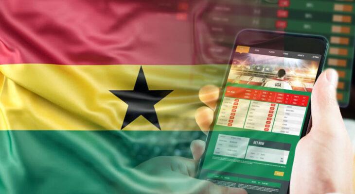 Visit A Betting Website in Ghana