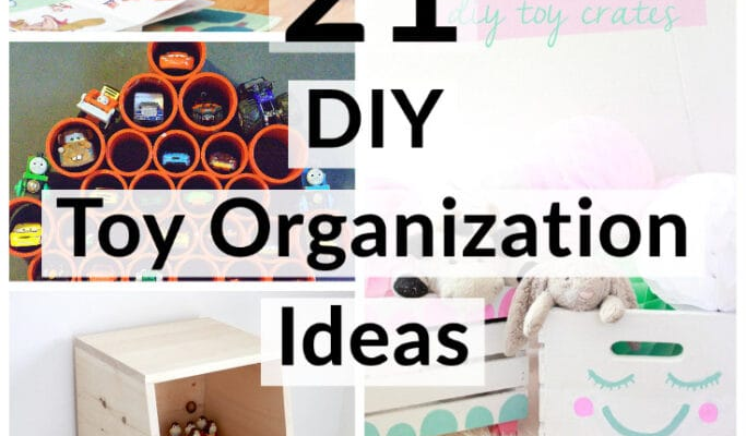 7 Easy DIY Toy Storage Ideas for Your Child's Room