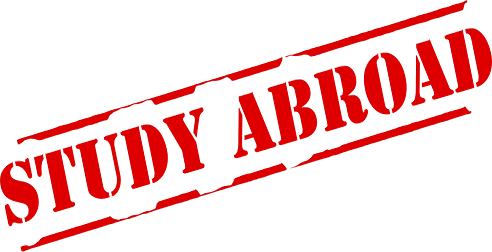 Step by step procedure to study abroad